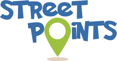 Street-Points Logo